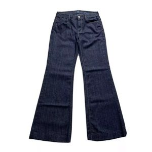 7 For All Mankind Ginger Flare Stretch Jeans